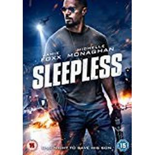 Sleepless [DVD] [2017]